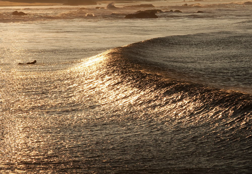 Sunrise Gold Photography Art | Josh Kimball Photography