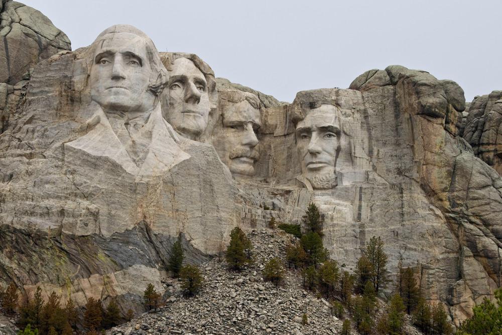 Mt Rushmore Art | DocSaundersPhotography