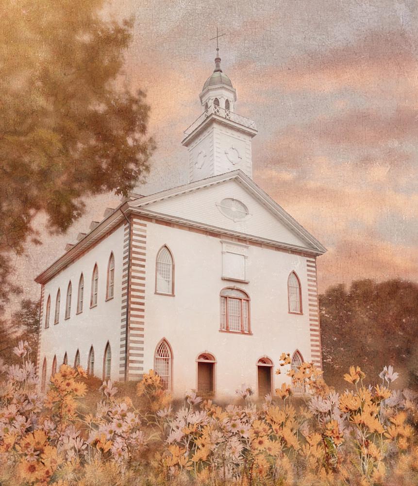 Kirtland Temple  Art | Mandy Jane Williams Art