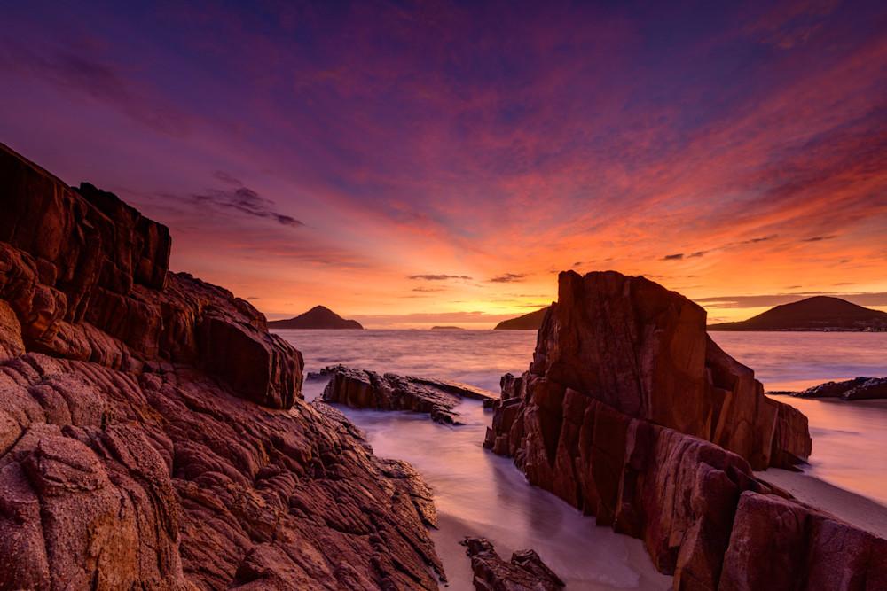 Magnificant Shoal Bay-Shoal Bay Port Stephens Sunrise