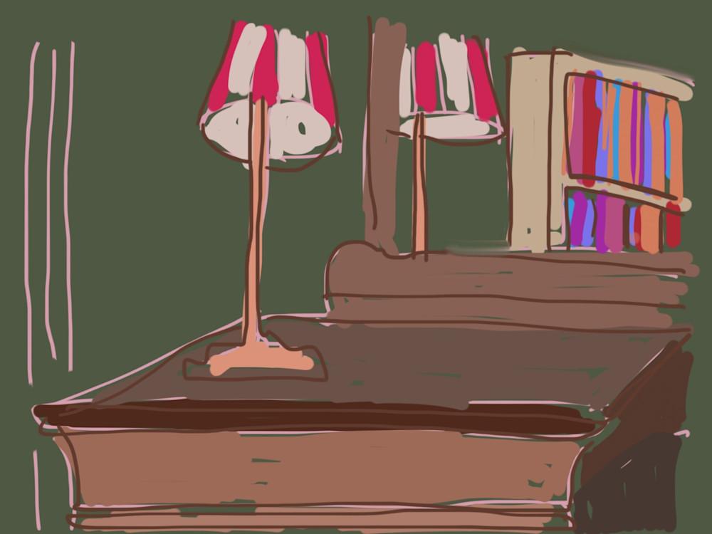 Dresser Art | stephengerstman