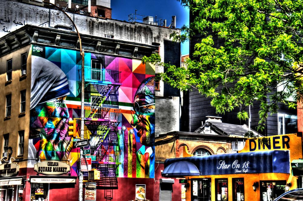 Street Art 80 Photography Art   mikelindwasserphotography