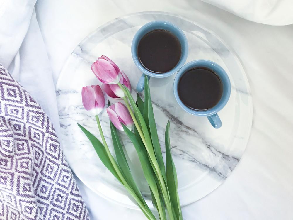 Tulips and Tea