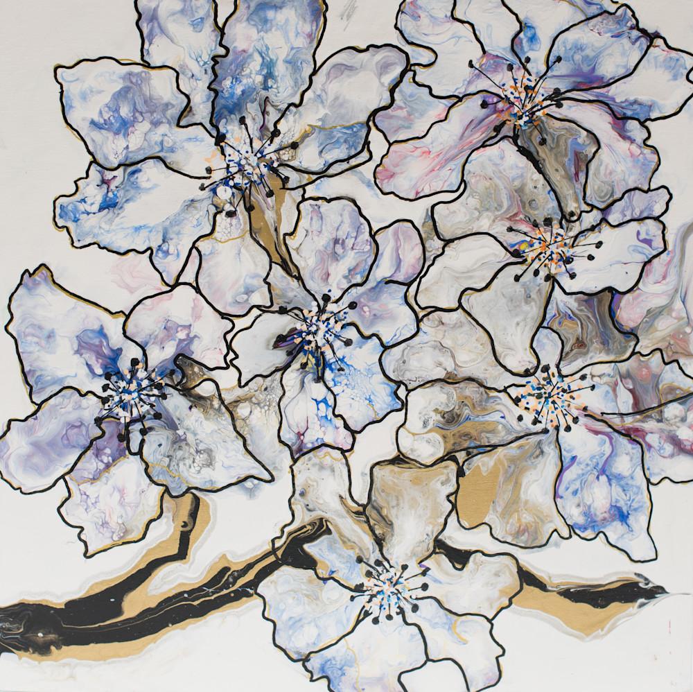 Blossoms In Spring Art | Paula Rae Studio