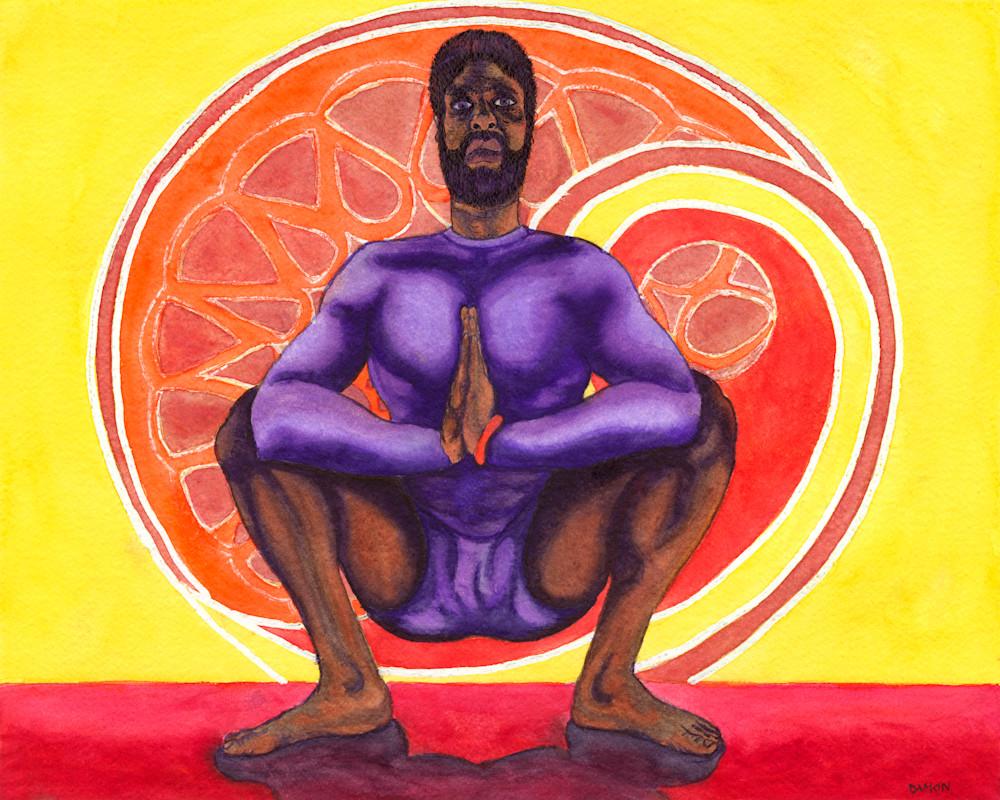Garland Art | Damon Powell - Artist & Theologian