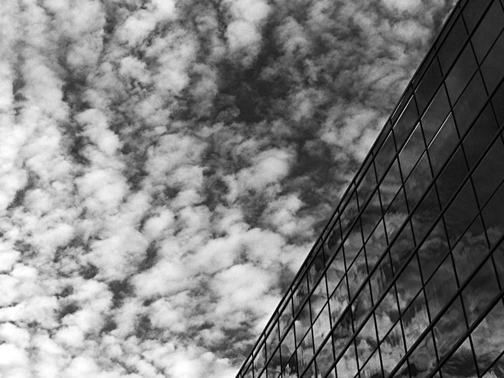 San Francisco Cloudy Sky Photography Art   David Louis Klein
