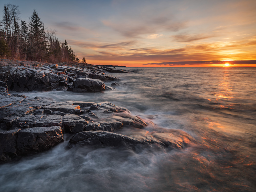 Stoney Point Sunrise