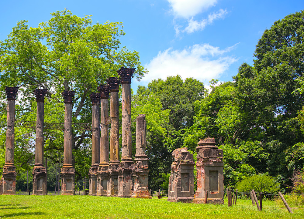 Windsor Ruins at noon