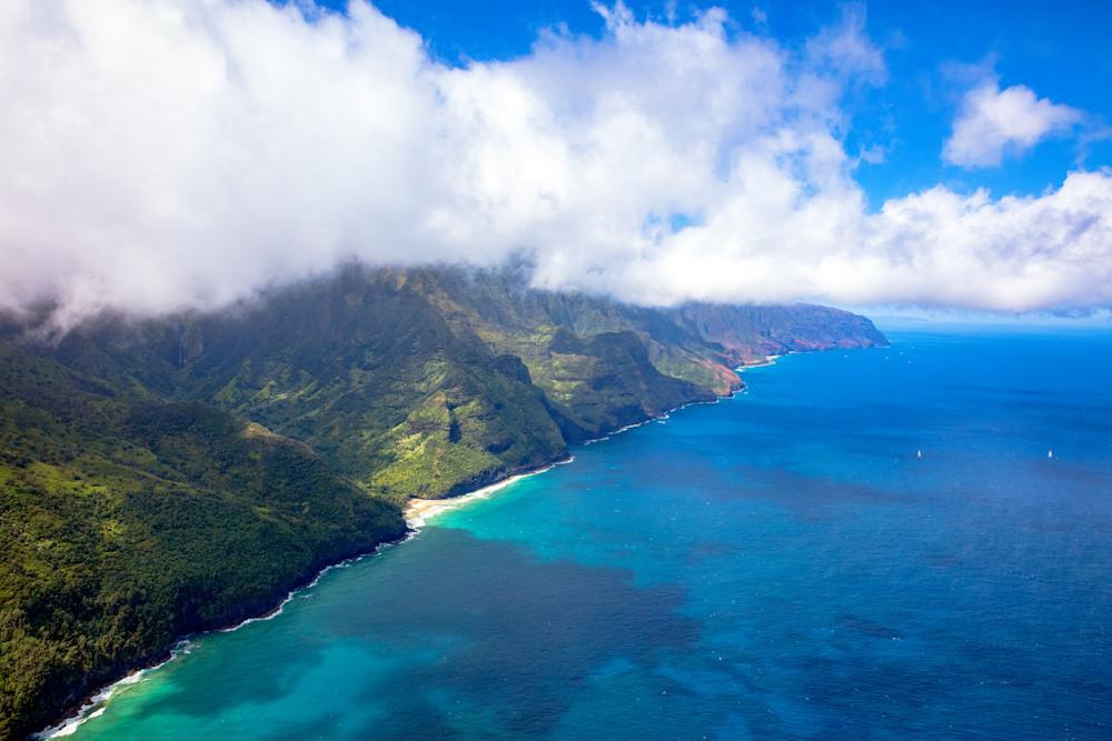 Nā PALI COAST, Kauai, hawaii, ocean, shoreline