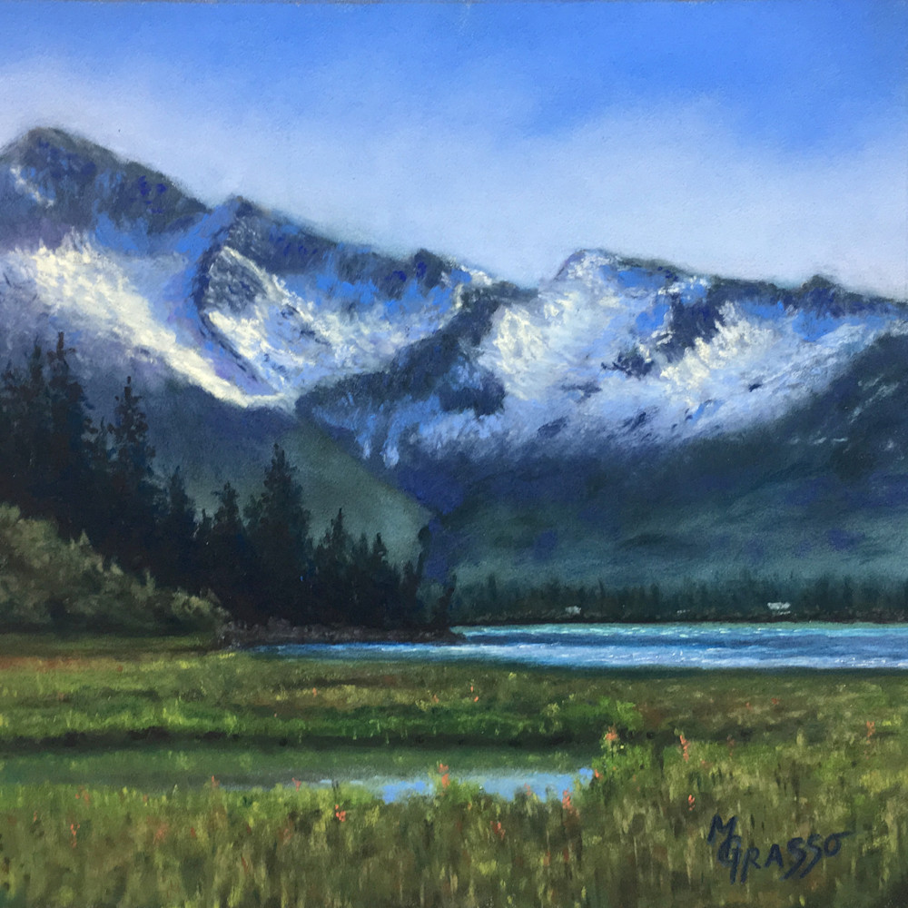 Majestic Valdez Alaska Art | Mark Grasso Fine Art