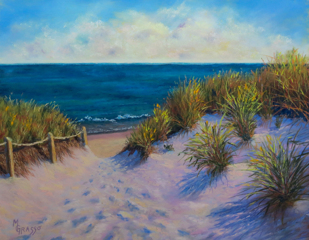 Cape Cod Dunes Art | Mark Grasso Fine Art