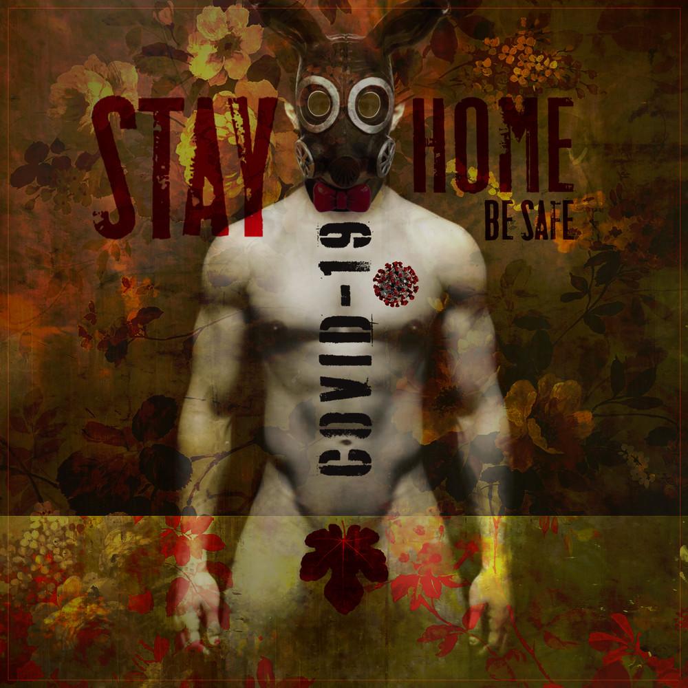 Adam   Stay Home #2 Art | SkotoArt