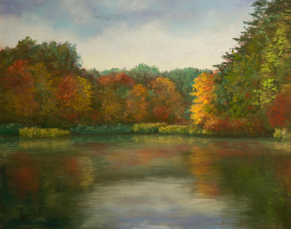 Portrait Of Fall Art | Mark Grasso Fine Art