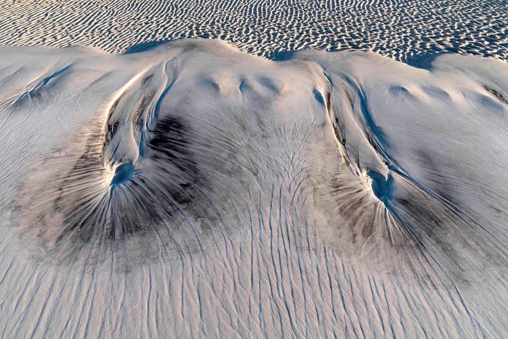 Veins Of Sand No. 8 Art | Jonah Allen Studio & Gallery