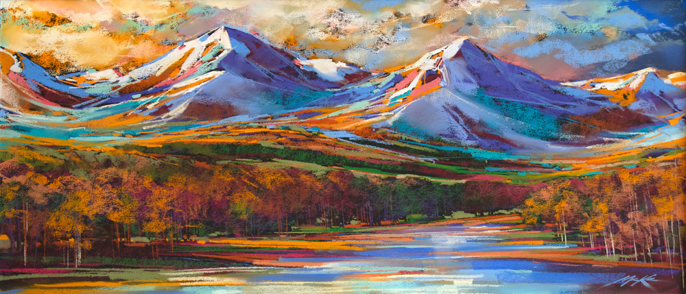 Front Range Golden Art | Michael Mckee Gallery Inc.