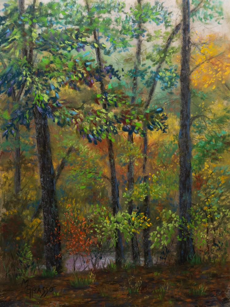 Down By The River Art | Mark Grasso Fine Art