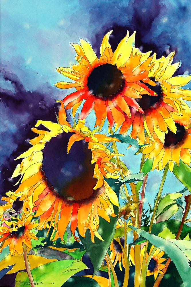 Fall Harvest Art | Mickey La Fave