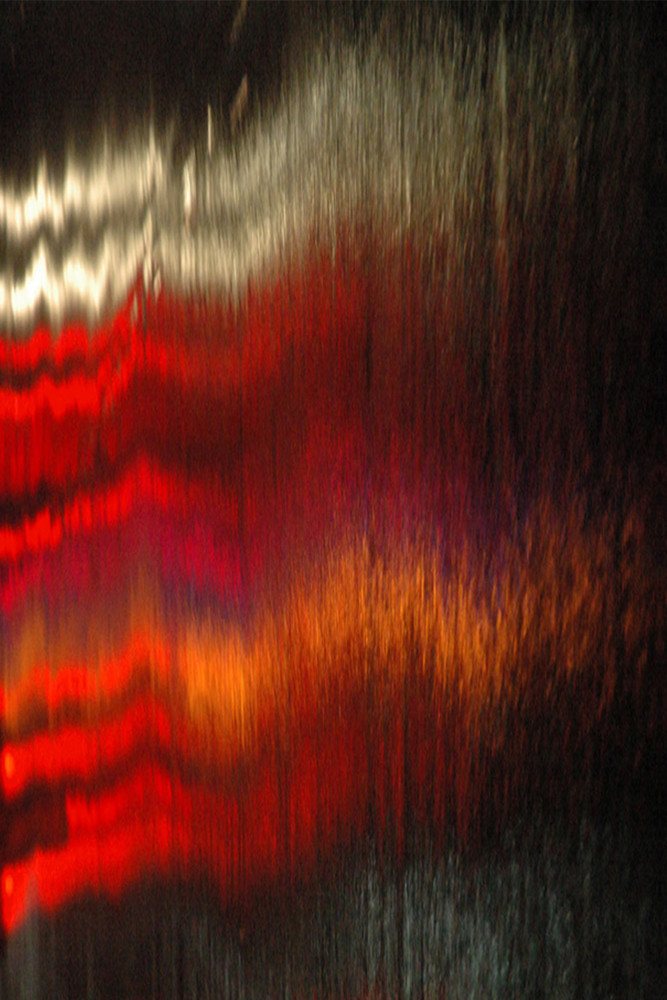 Car Headlights On Serramonte Blvd 2 Photography Art   David Louis Klein