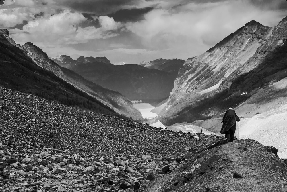 The Hiker Photography Art | Robert Leaper Photography