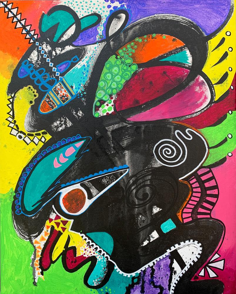 Abstract Graphiti