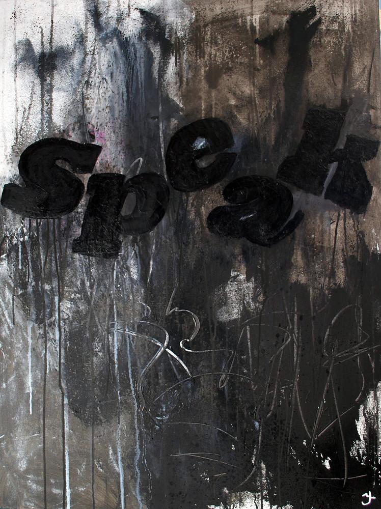 Speak Art | Jerry Hardesty Studio