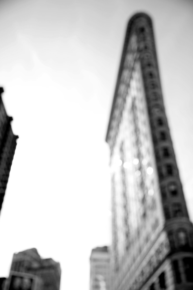 Dreamy Flatiron  Photography Art | Belathée Fine Arts by Belathée Photography