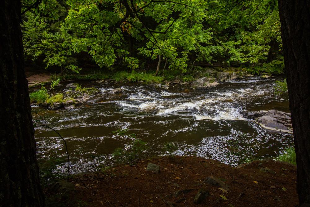 Eau Claire Rapids Photography Art | Lake LIfe Images