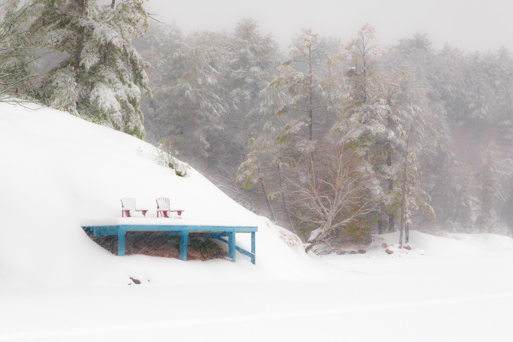 The Snowstorm Photography Art | Robert Leaper Photography