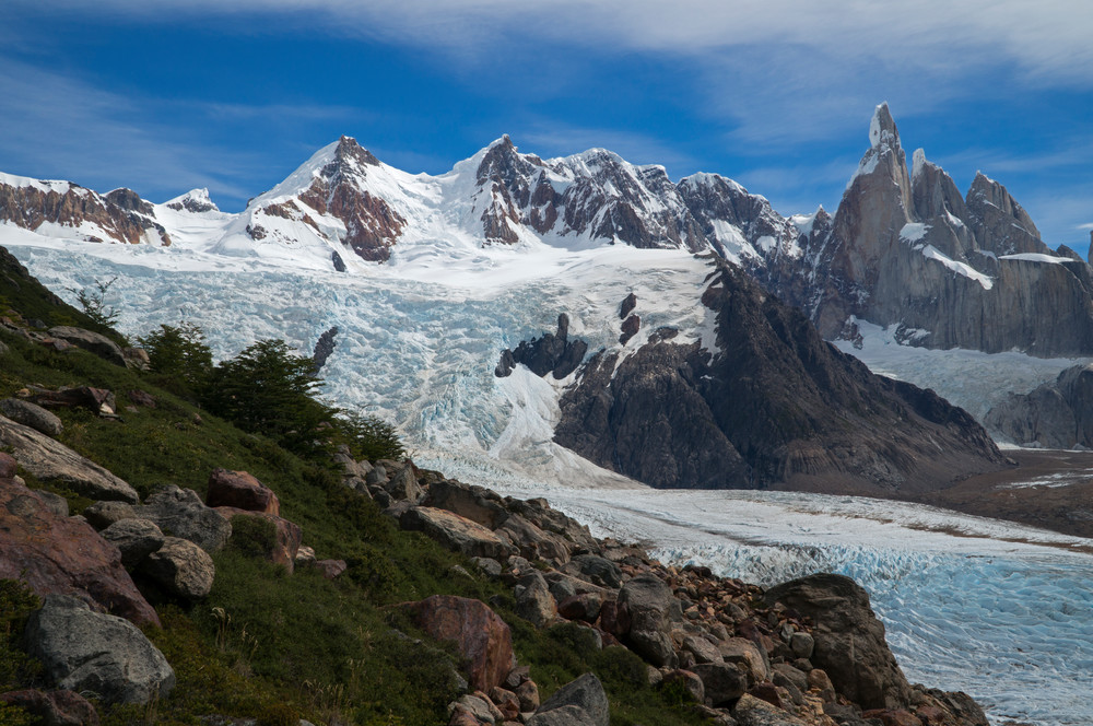 Cerro Torre, Patagonia #2 Photography Art   Kit Noble Photography
