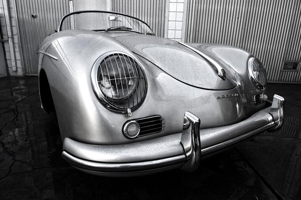 Vintage Porsche Speedster Art | Shaun McGrath Photography