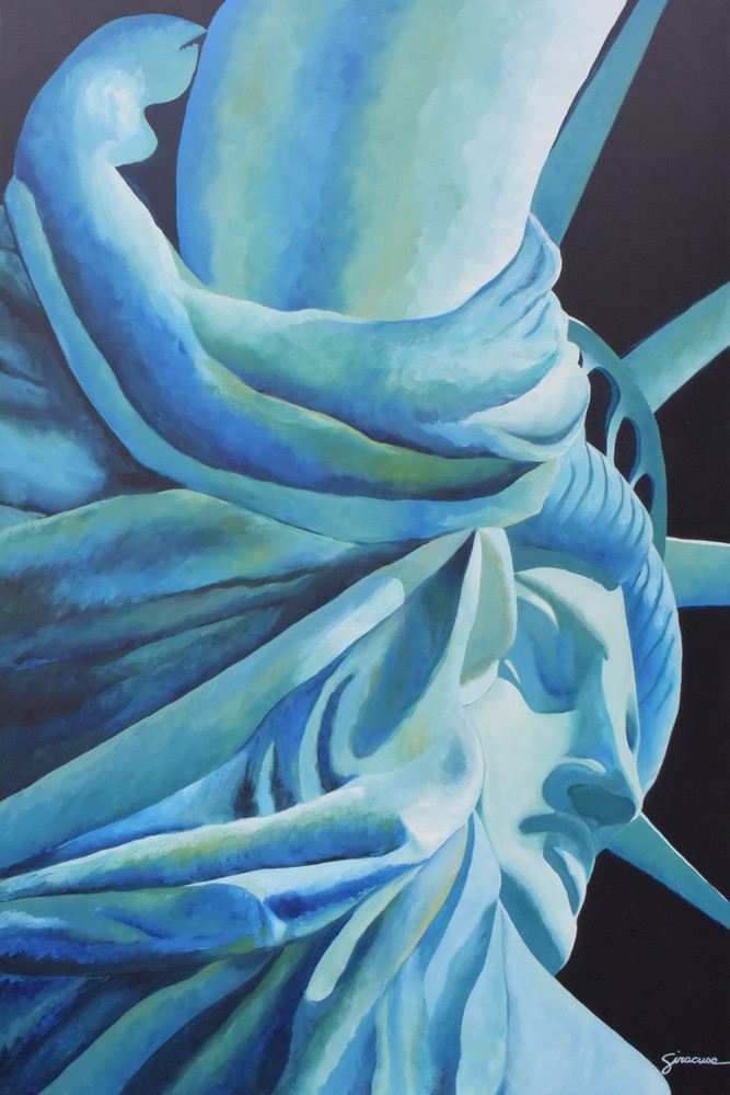 Liberty Open Edition Art | juliesiracusa
