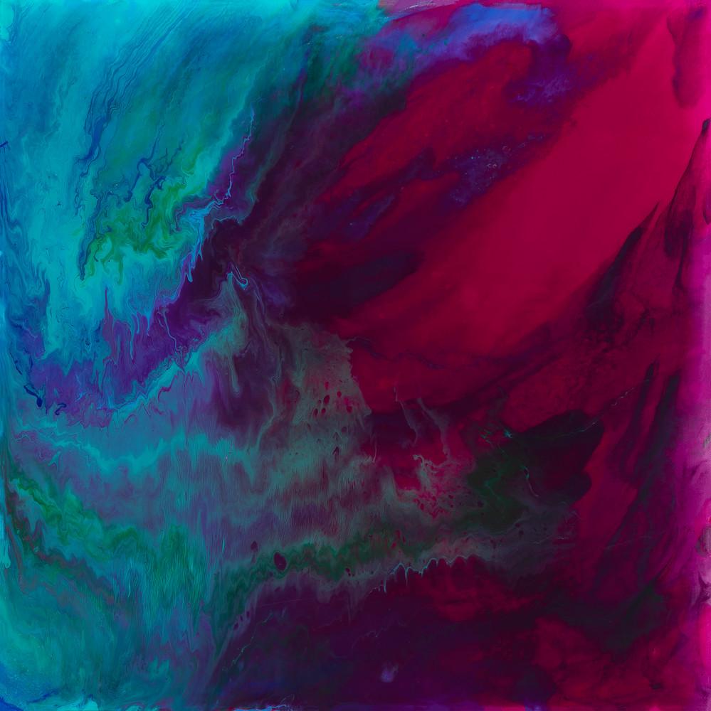 Print Of Beginning Art | Jack Ryser Art