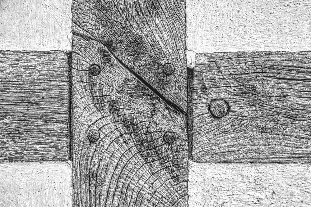 Wood 2 B W Photography Art | Robert Leaper Photography