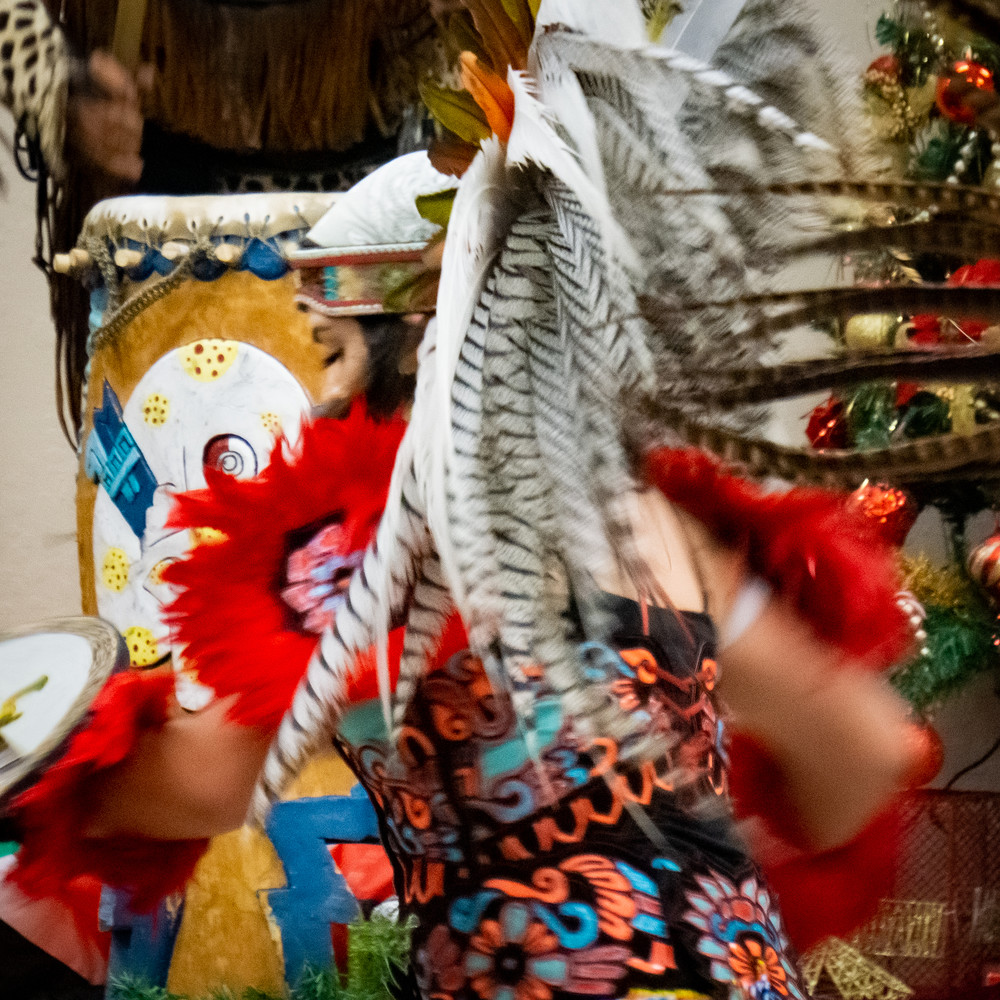 Aztec Dancer 3
