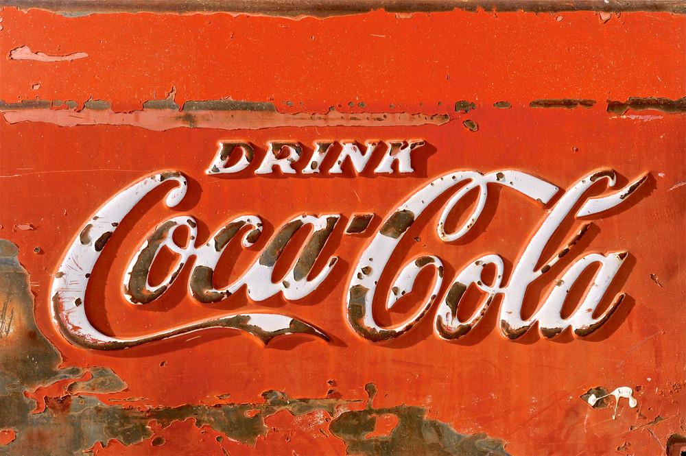 Coca Cola Sign Photography Art | Shaun McGrath Photography