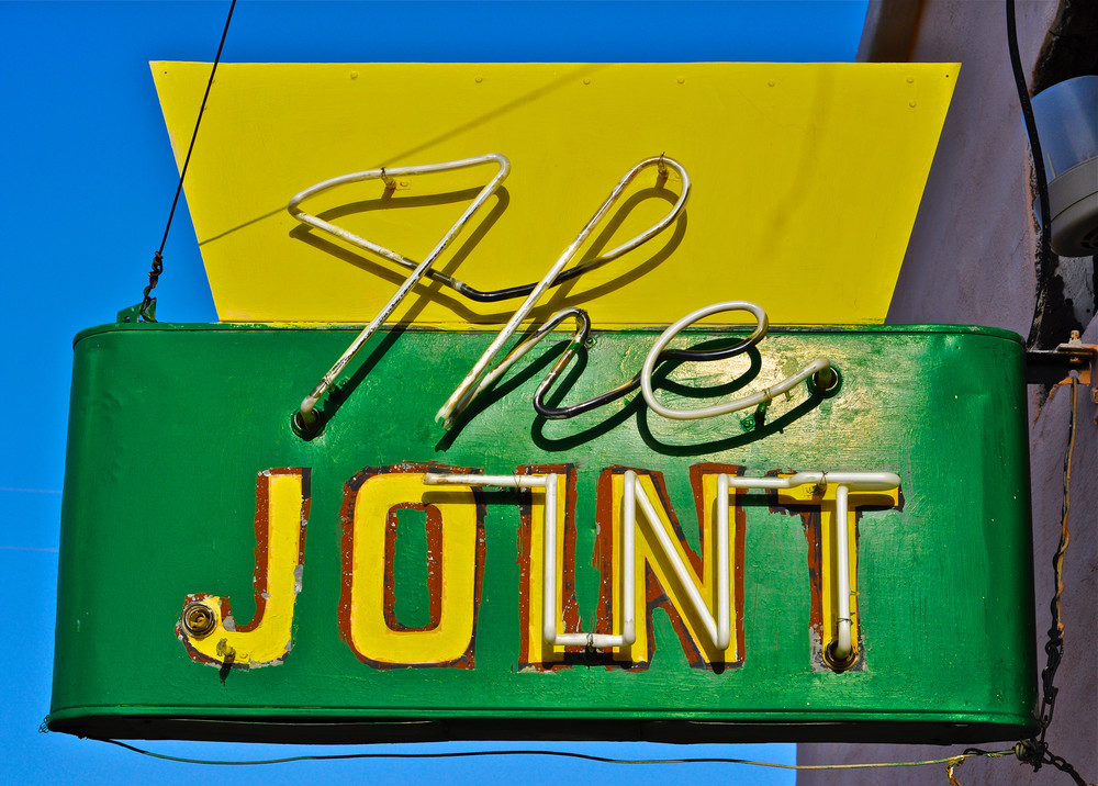 The Joint Bar Art | Shaun McGrath Photography