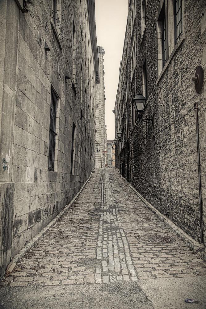 The Alleyway - Prints
