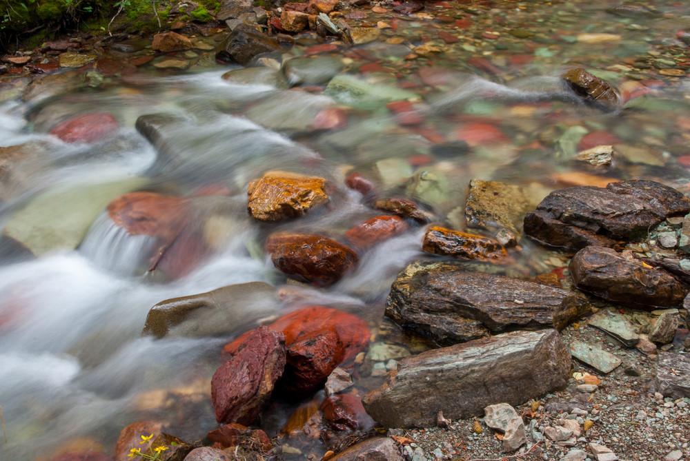 Color Run Rocks Art | Brandon Hirt Photo