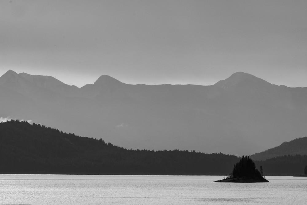 Goose Island Black And White Art | Brandon Hirt Photo