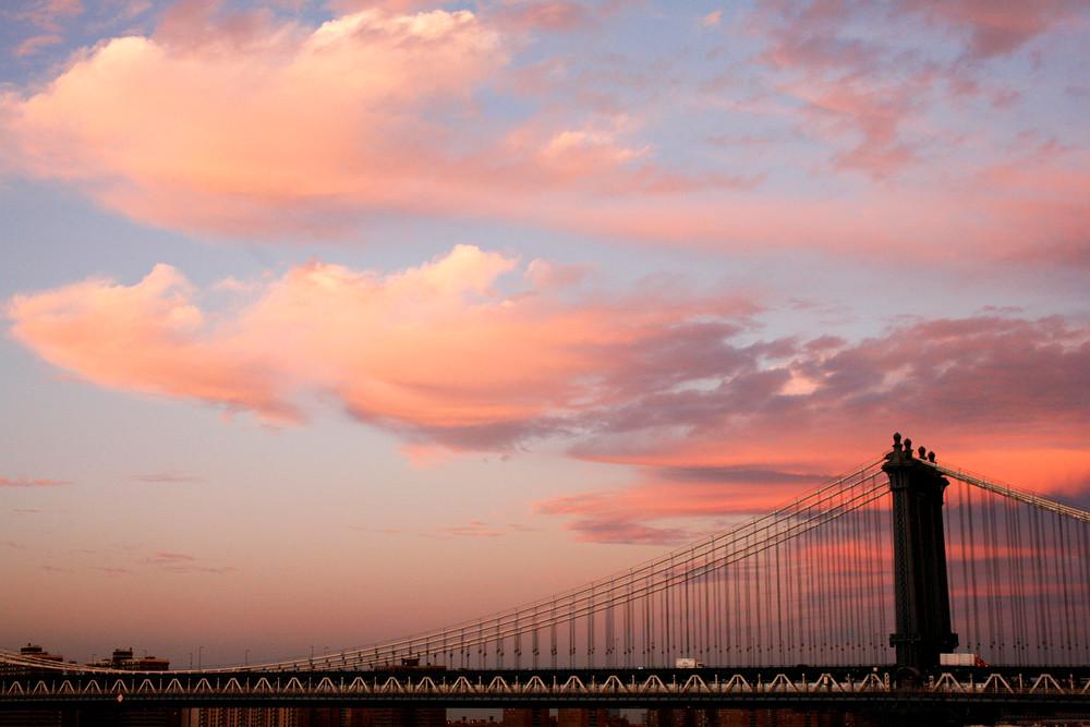 Pink New York Photography Art | Belathée Fine Arts by Belathée Photography