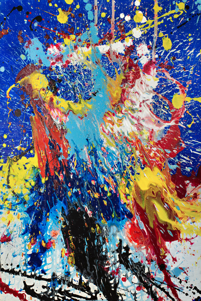 Genesis Art | Cesar Rodrigues fine art