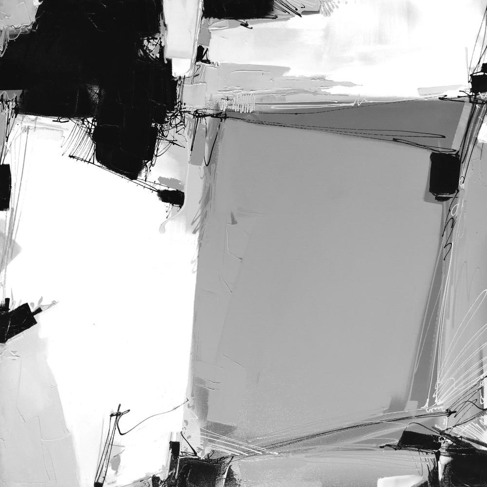 Quartertone B&W Art | Michael Mckee Gallery Inc.