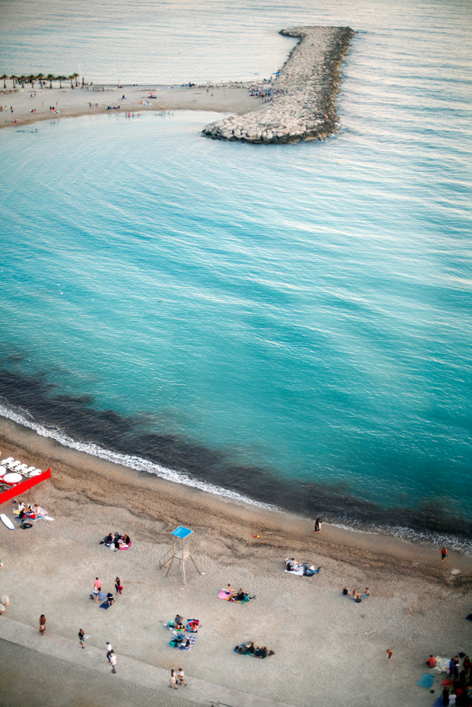 Marseille Beaches Photography Art | Belathée Fine Arts by Belathée Photography