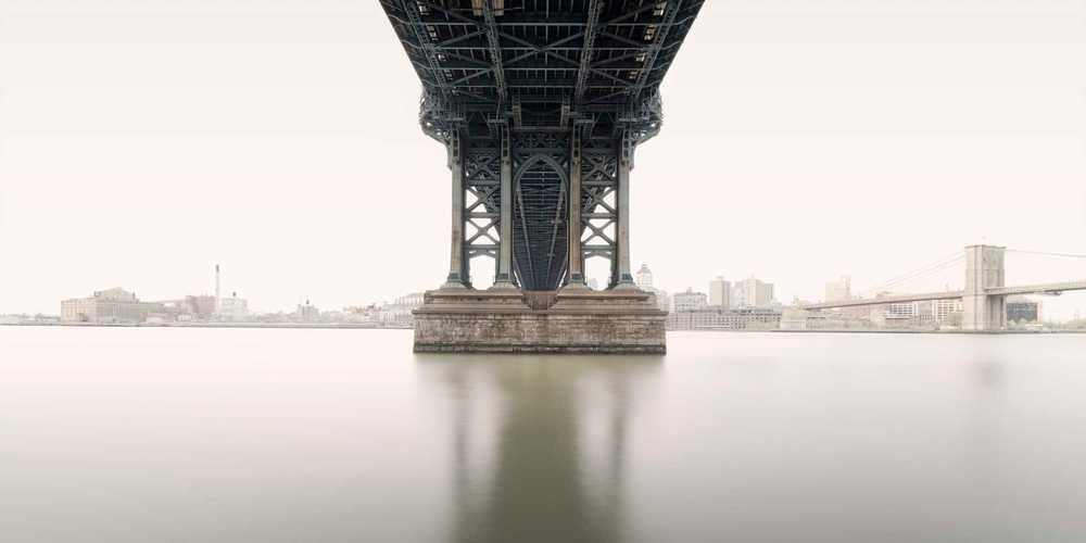 Manhattan Bridge Photography Art   DE LA Gallery