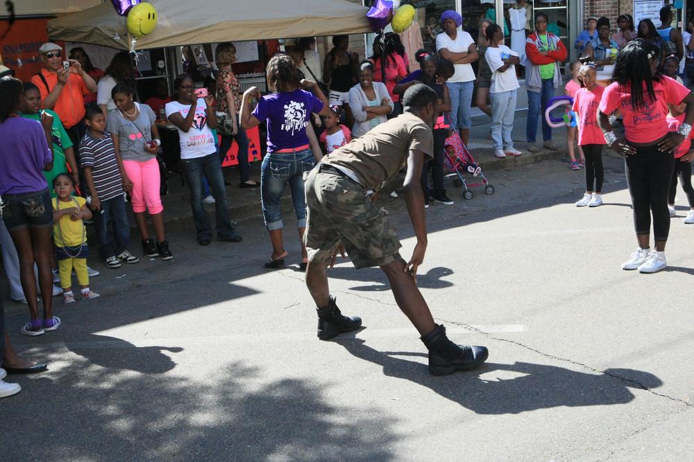 Clarksdale Dancers 3 Art   DocSaundersPhotography
