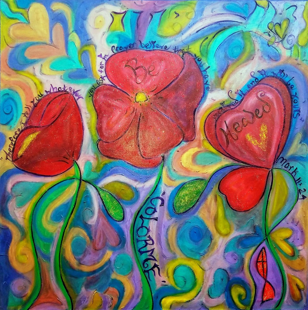 COLORME Poppies