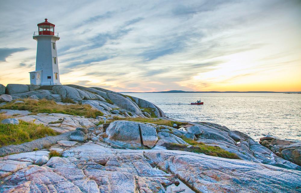 Peggy's Cove, Nova Scotia Art | Best of Show Gallery