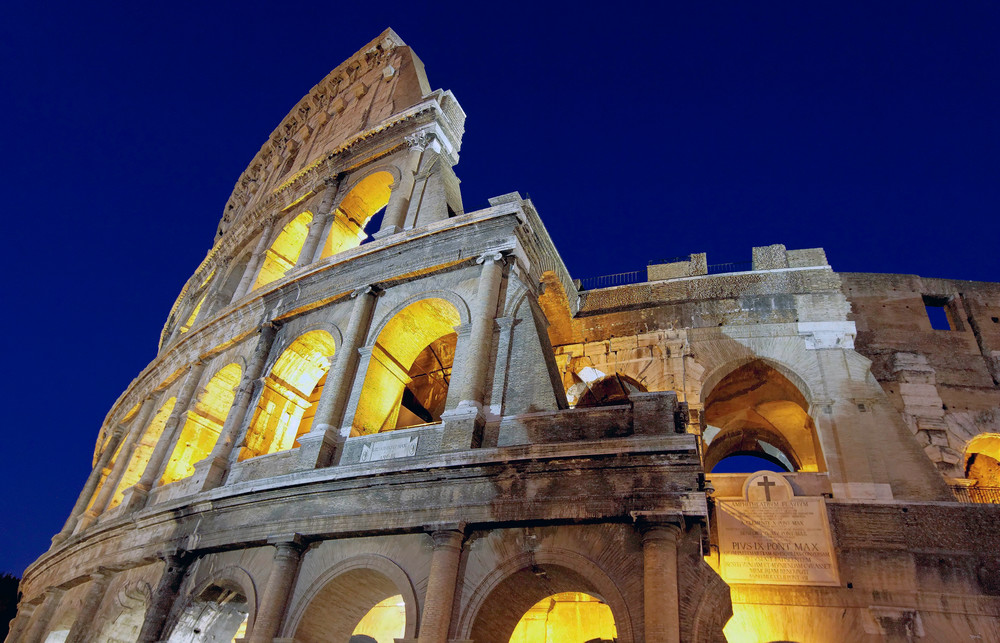The Colloseum, Rome Art   Best of Show Gallery