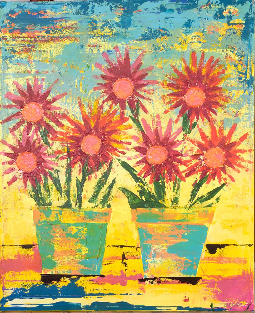 Summer Day Hi Res Art   benbonart