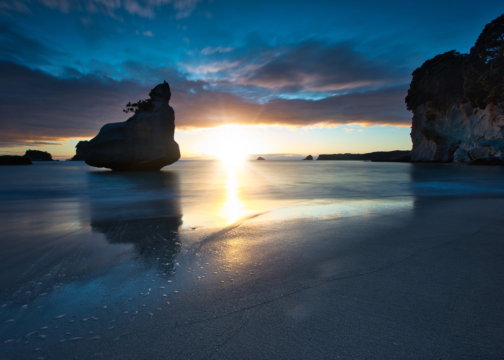Sunrise At The Cathedral Photography Art | Chad Wanstreet Inc